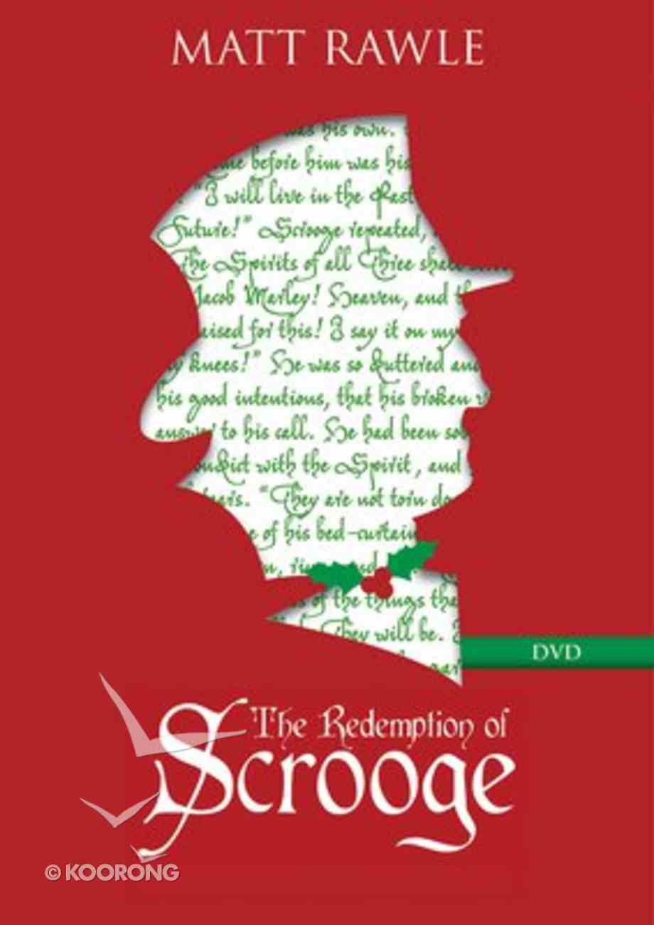 The Redemption of Scrooge (Dvd) DVD