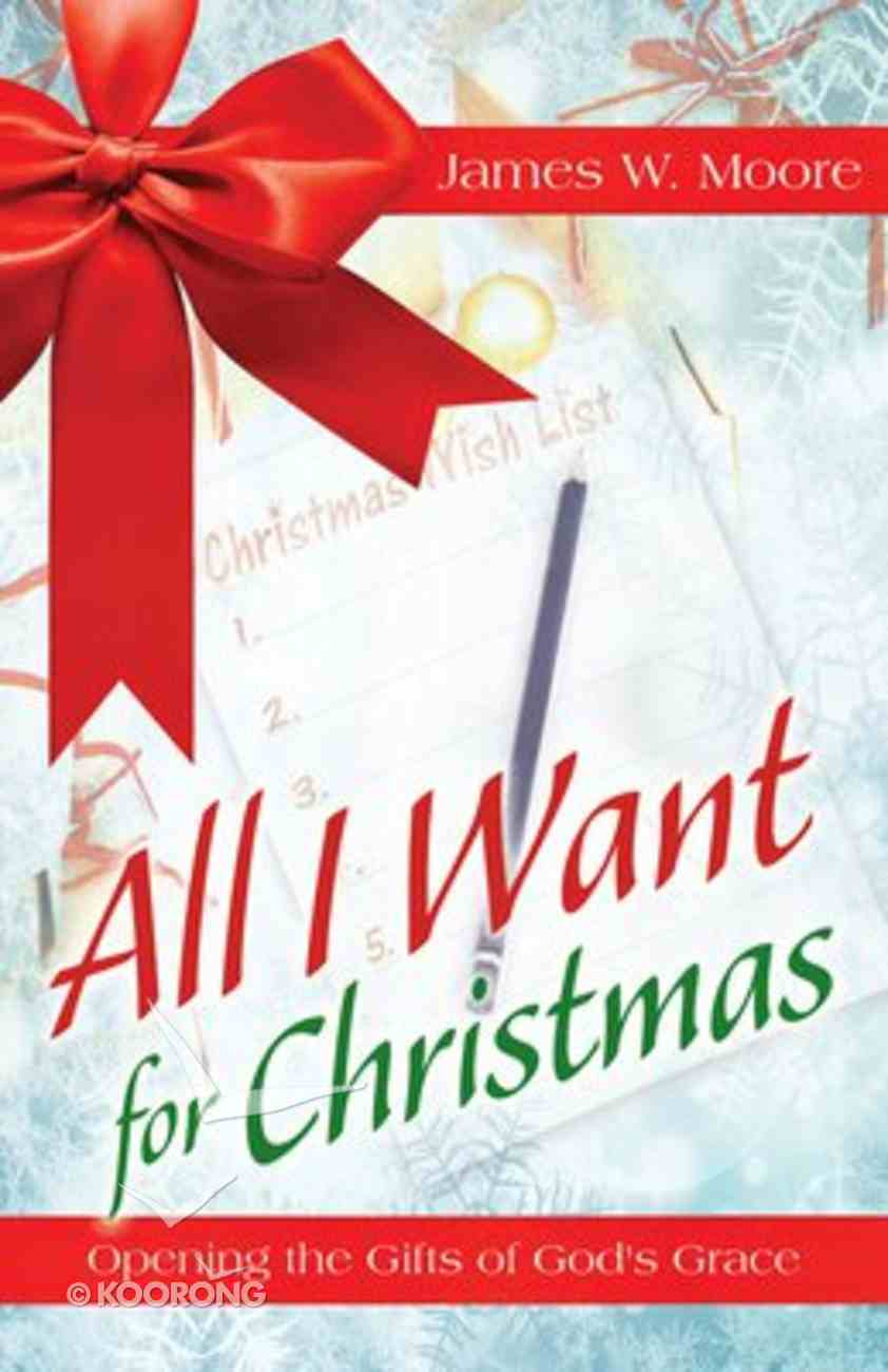 All I Want For Christmas Paperback