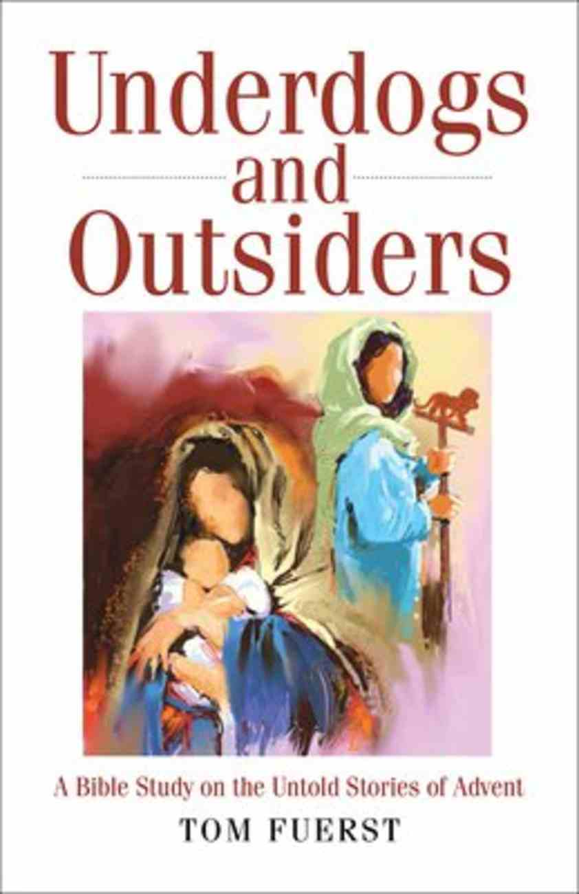 Underdogs and Outsiders Paperback