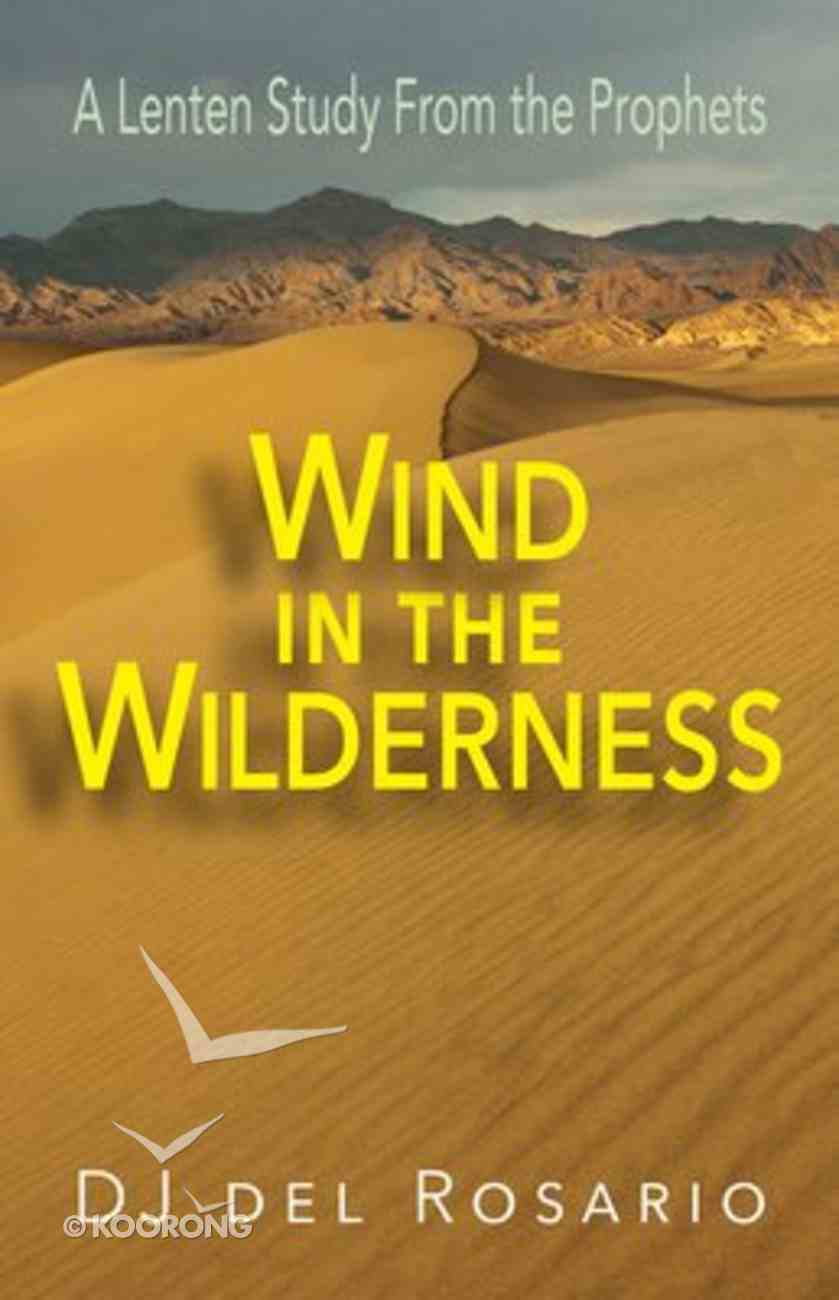 Wind in the Wilderness Paperback