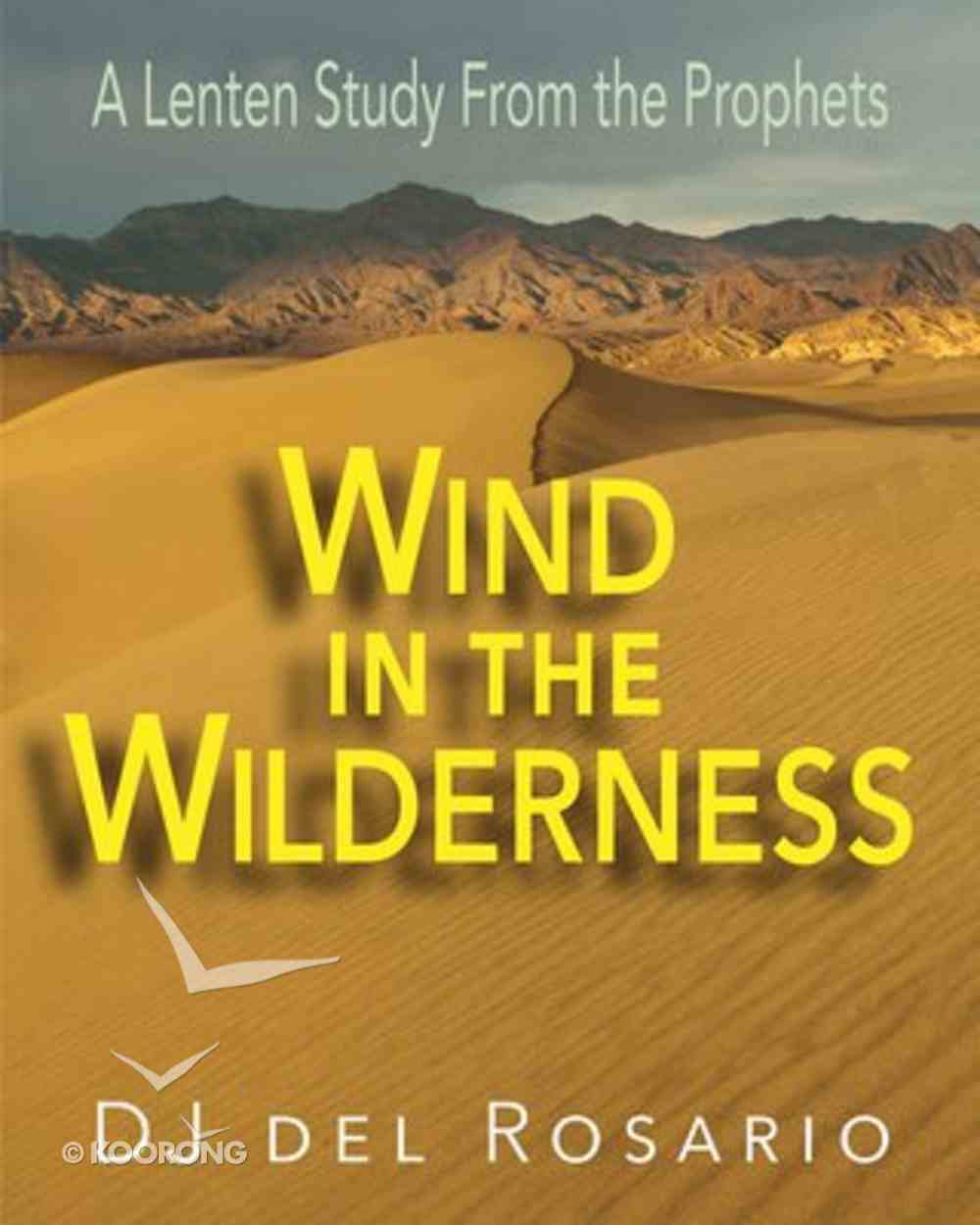 Wind in the Wilderness (Large Print) Paperback
