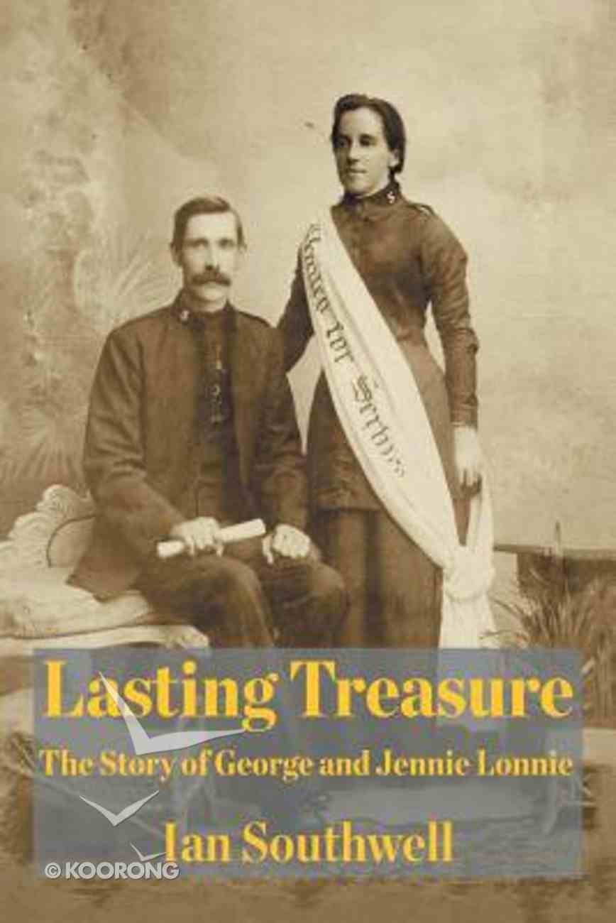 Lasting Treasure: The Story of George and Jennie Lonnie Paperback
