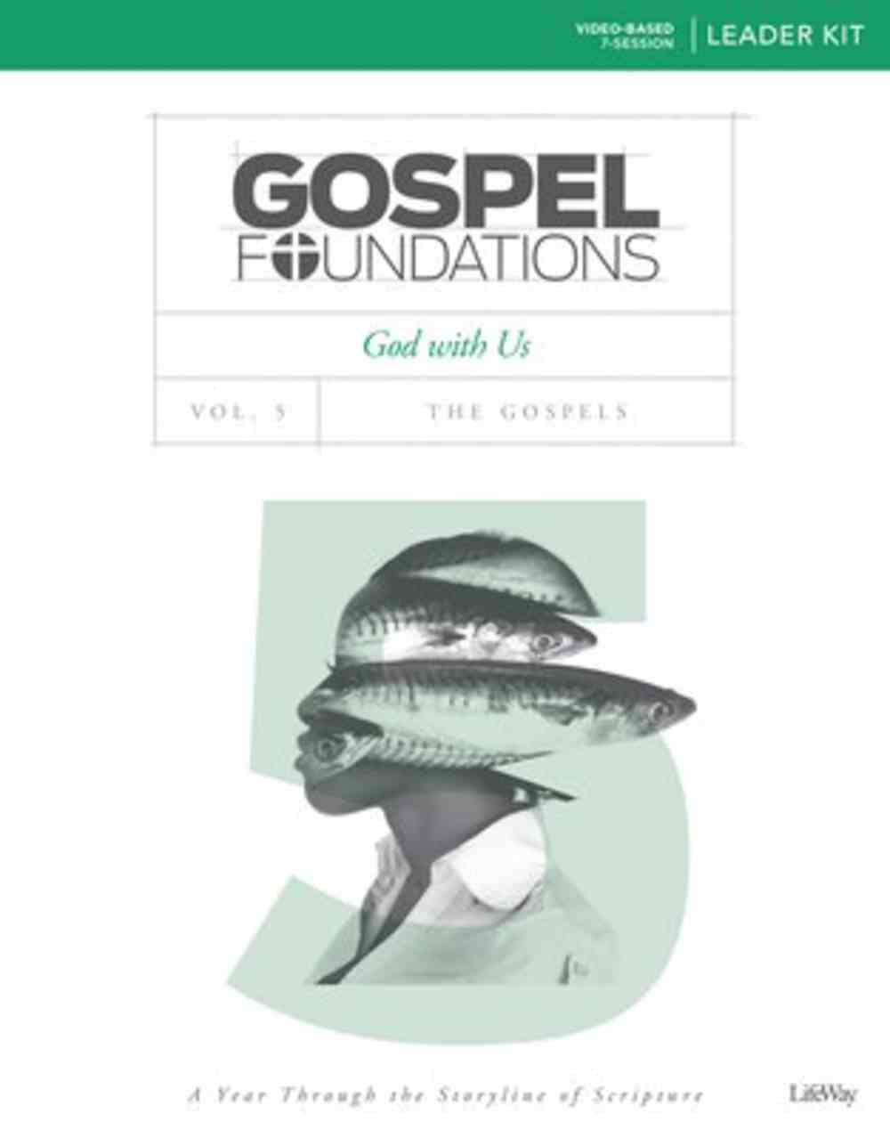 God With Us (Leader Kit) (#05 in Gospel Foundations Series) Pack