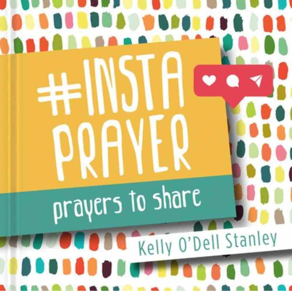 Instaprayer: Prayers to Share Hardback