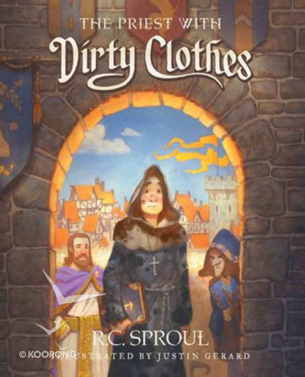 The Priest With Dirty Clothes Hardback