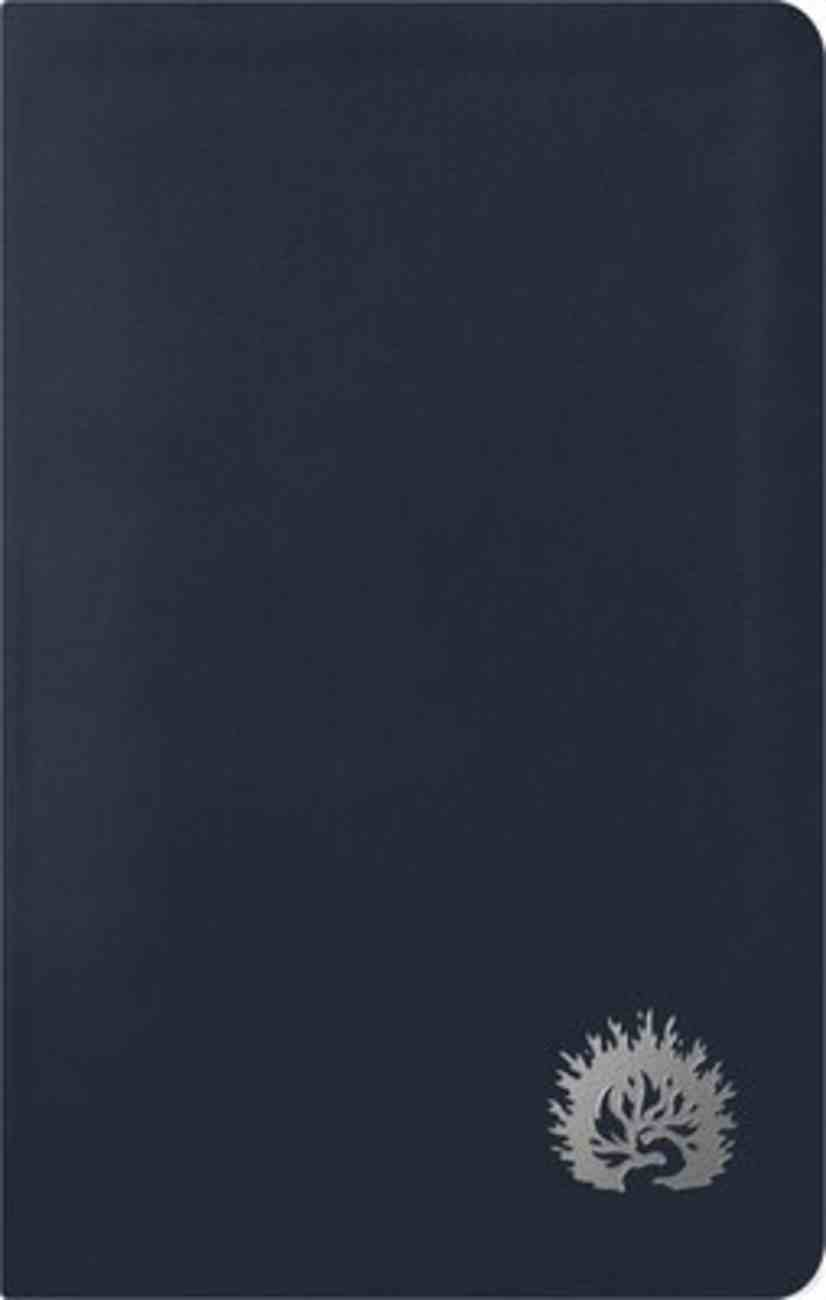 ESV Reformation Study Bible Condensed Edition Navy Imitation Leather