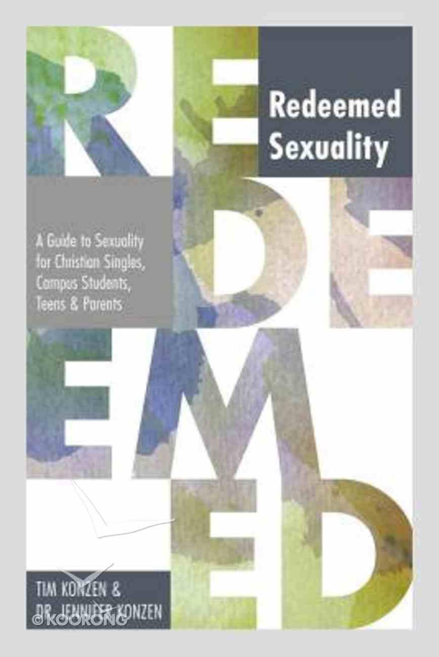 Redeemed Sexuality eBook