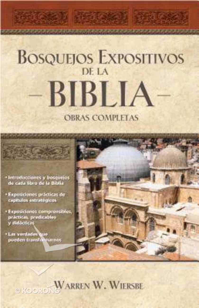 Bosquejos Expositivos De La Biblia 5 Tomos En 1 eBook