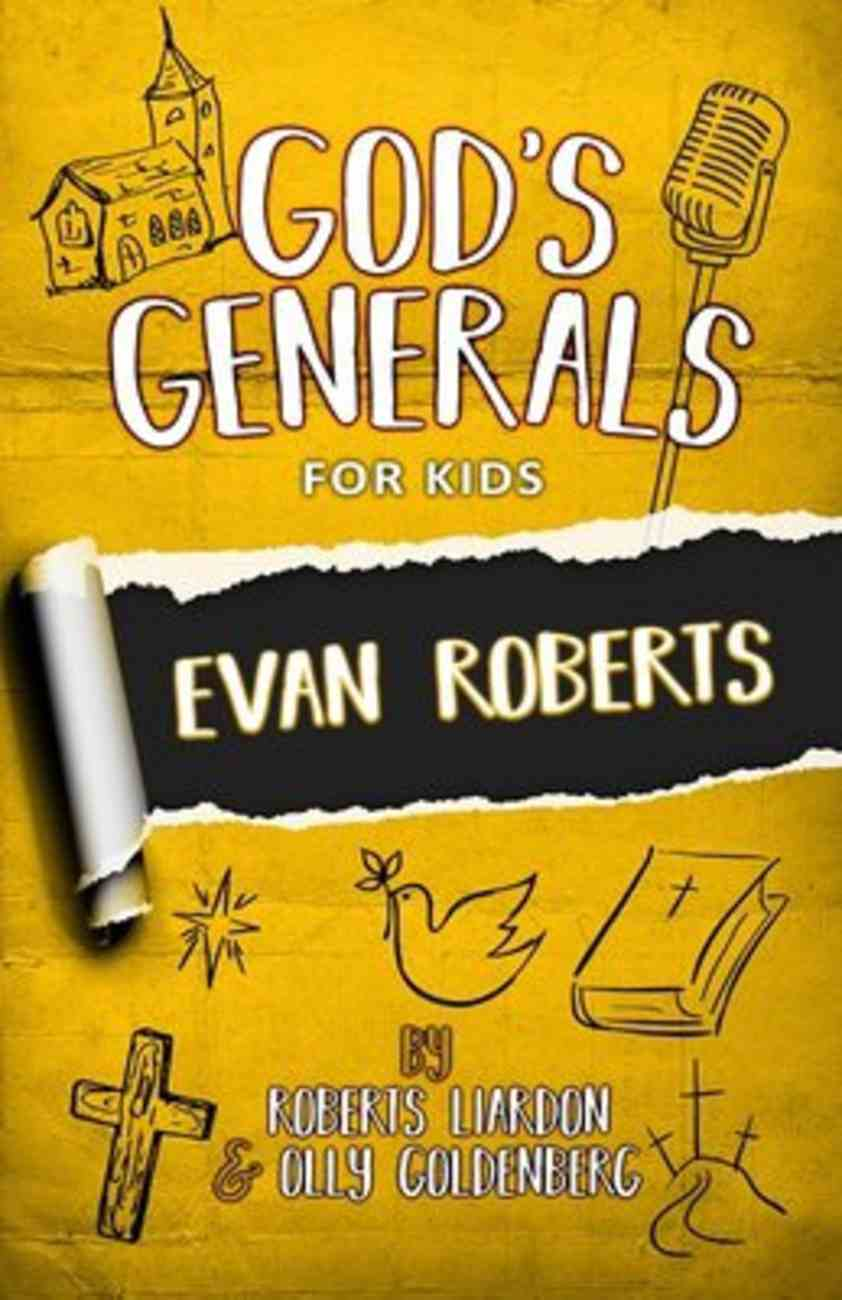 Evan Roberts (#05 in God's Generals For Kids Series) Paperback