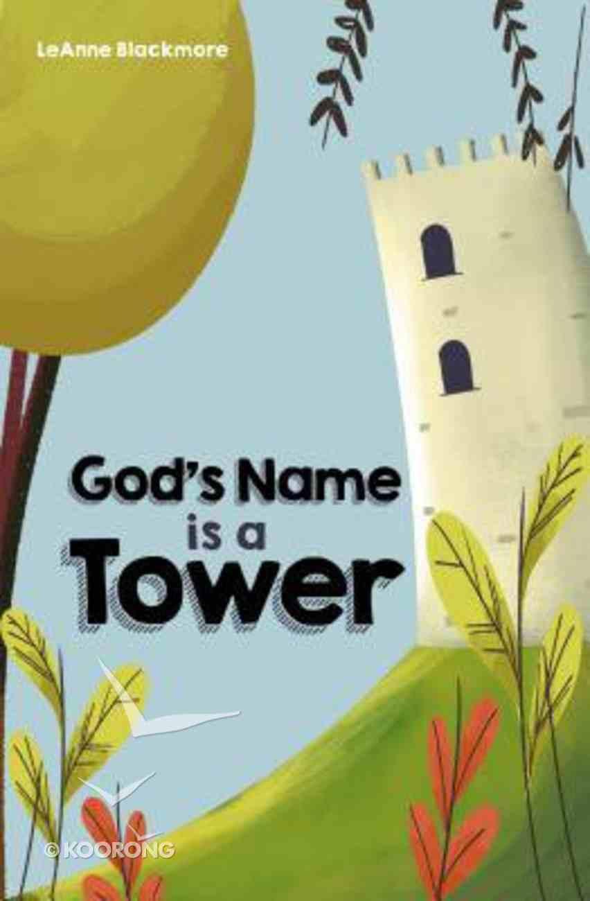 God's Name is a Tower Hardback