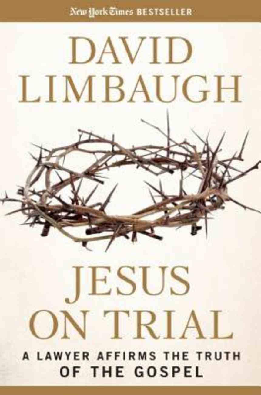 Jesus on Trial eBook