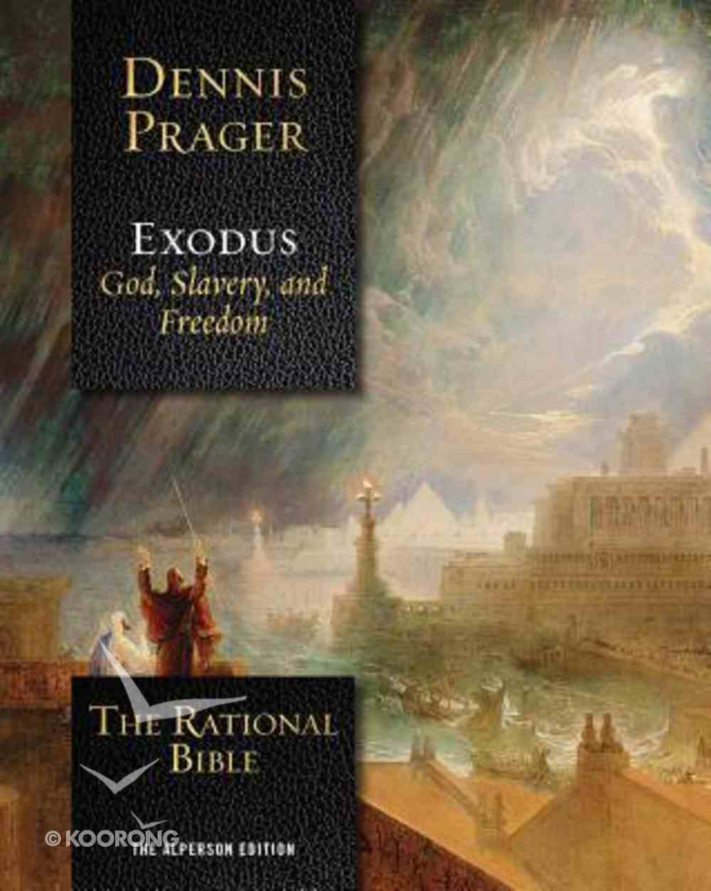 The Rational Bible: Exodus Hardback