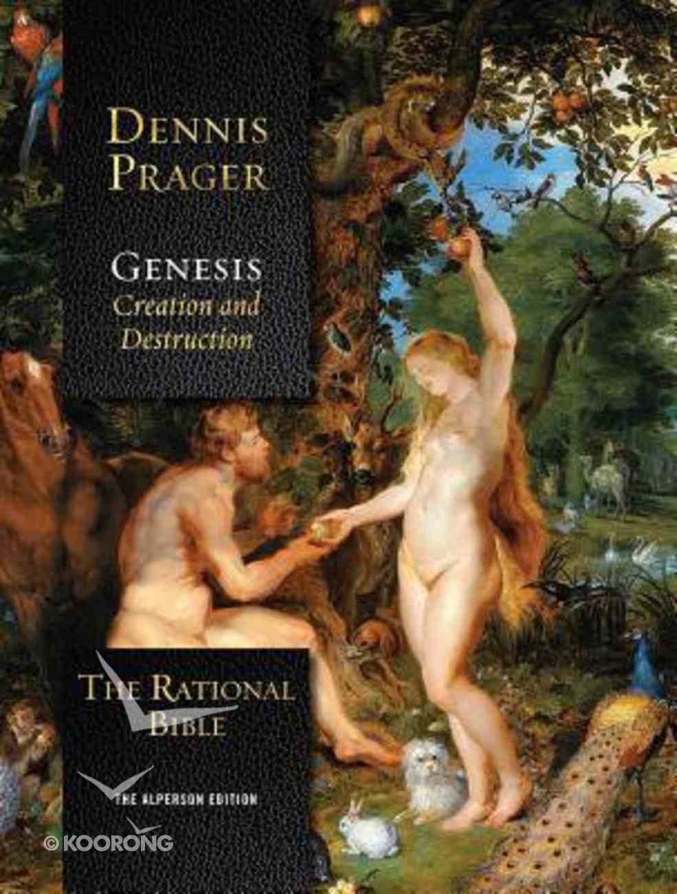 The Rational Bible: Genesis Hardback