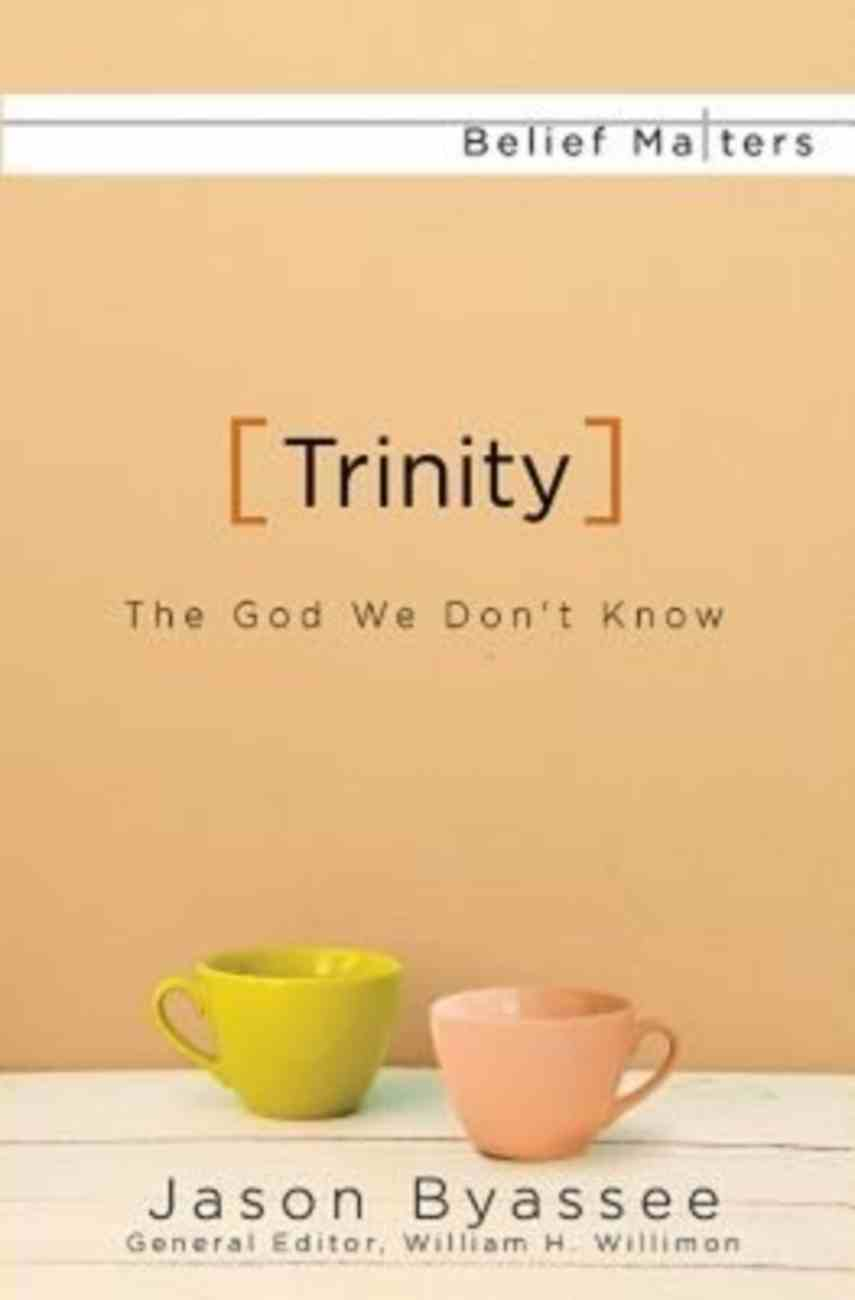 Trinity: The God We Don't Know Paperback