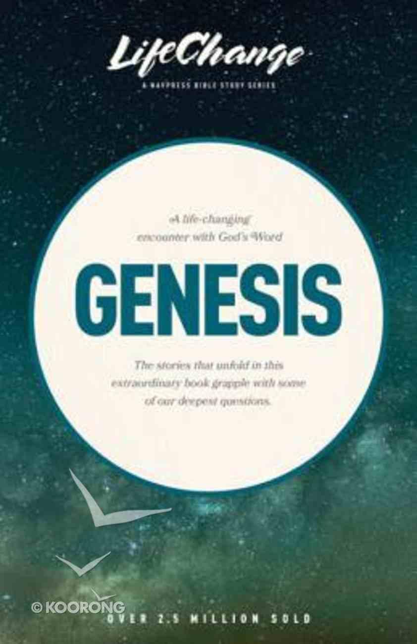 Genesis (Lifechange Study Series) eBook