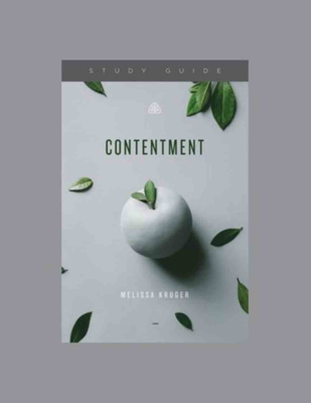 Contentment (Study Guide) Paperback