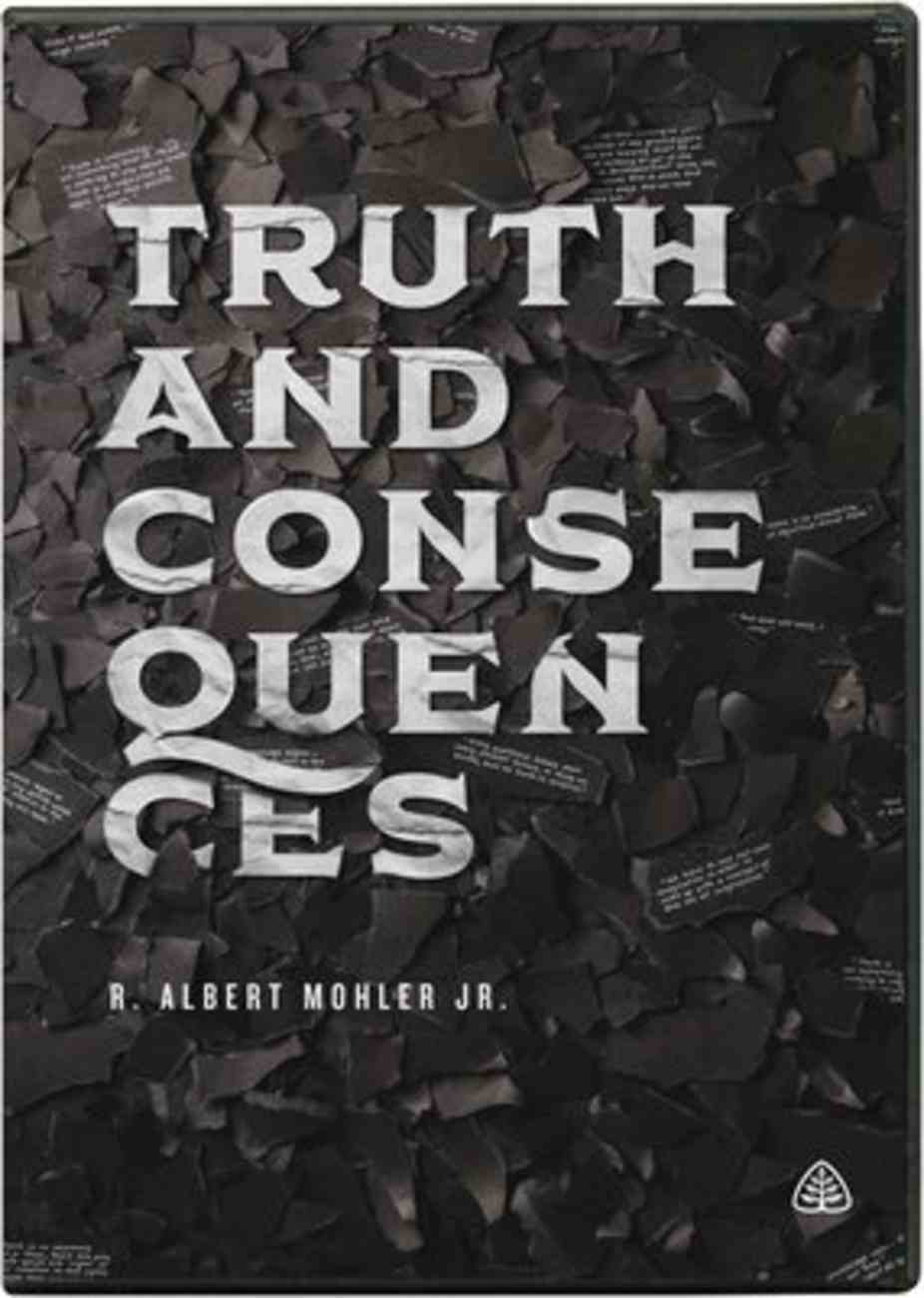 Truth and Consequences (Dvd, Ten 23-minute Messages On 2 Dvds) DVD
