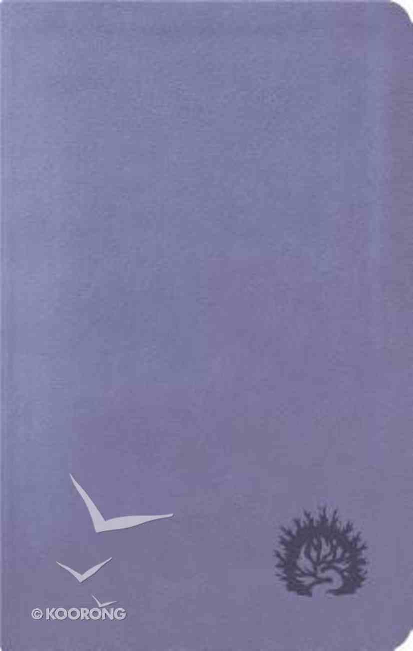 ESV Reformation Study Bible Condensed Edition Lavender Imitation Leather