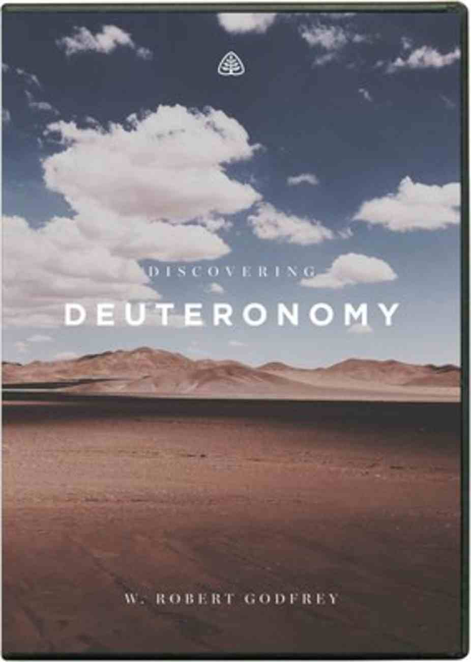 Discovering Deuteronomy (Dvd, Twenty One 23-minute Messages) DVD