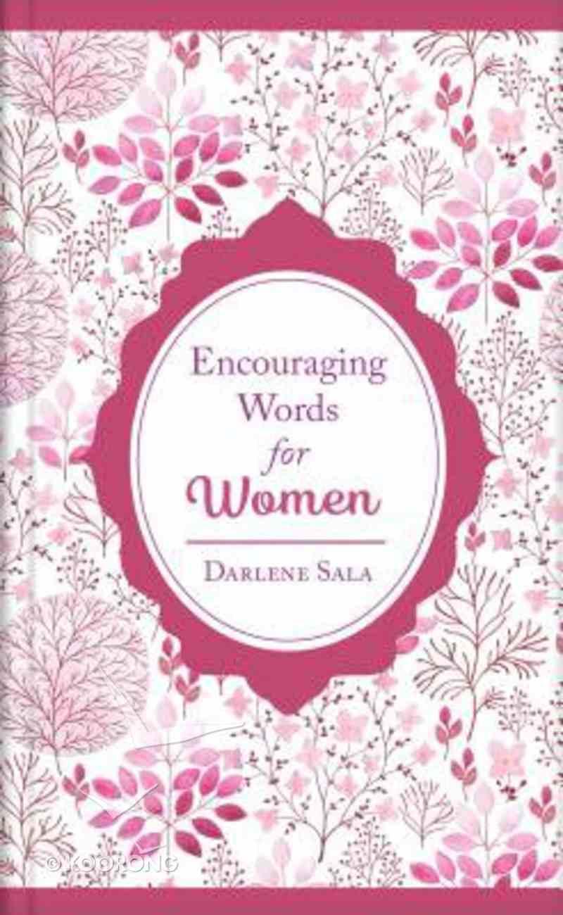 Encouraging Words For Women Hardback