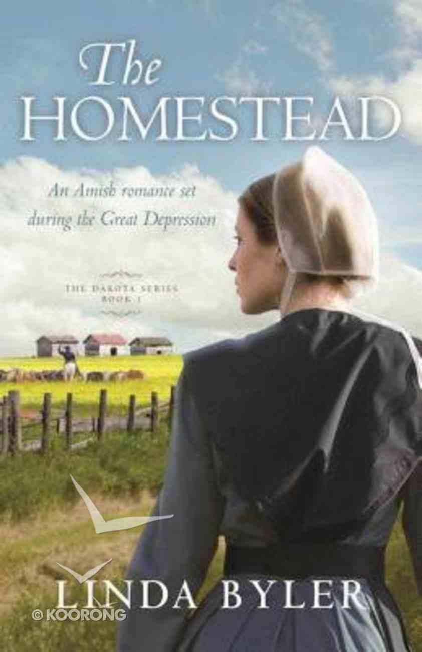 The Homestead (#01 in Dakota Series) Paperback