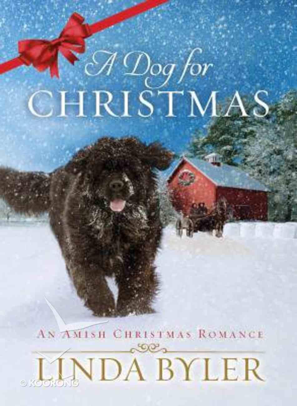 A Dog For Christmas Hardback