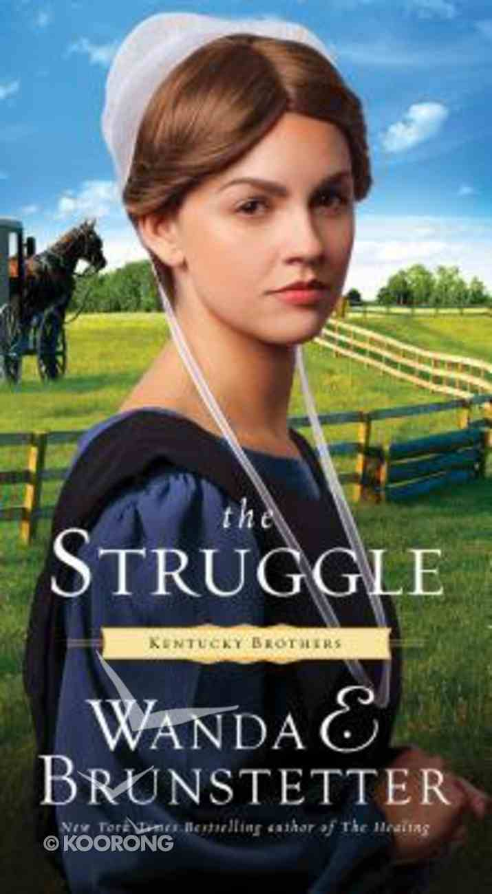 The Struggle (#03 in Kentucky Brothers Series) Mass Market