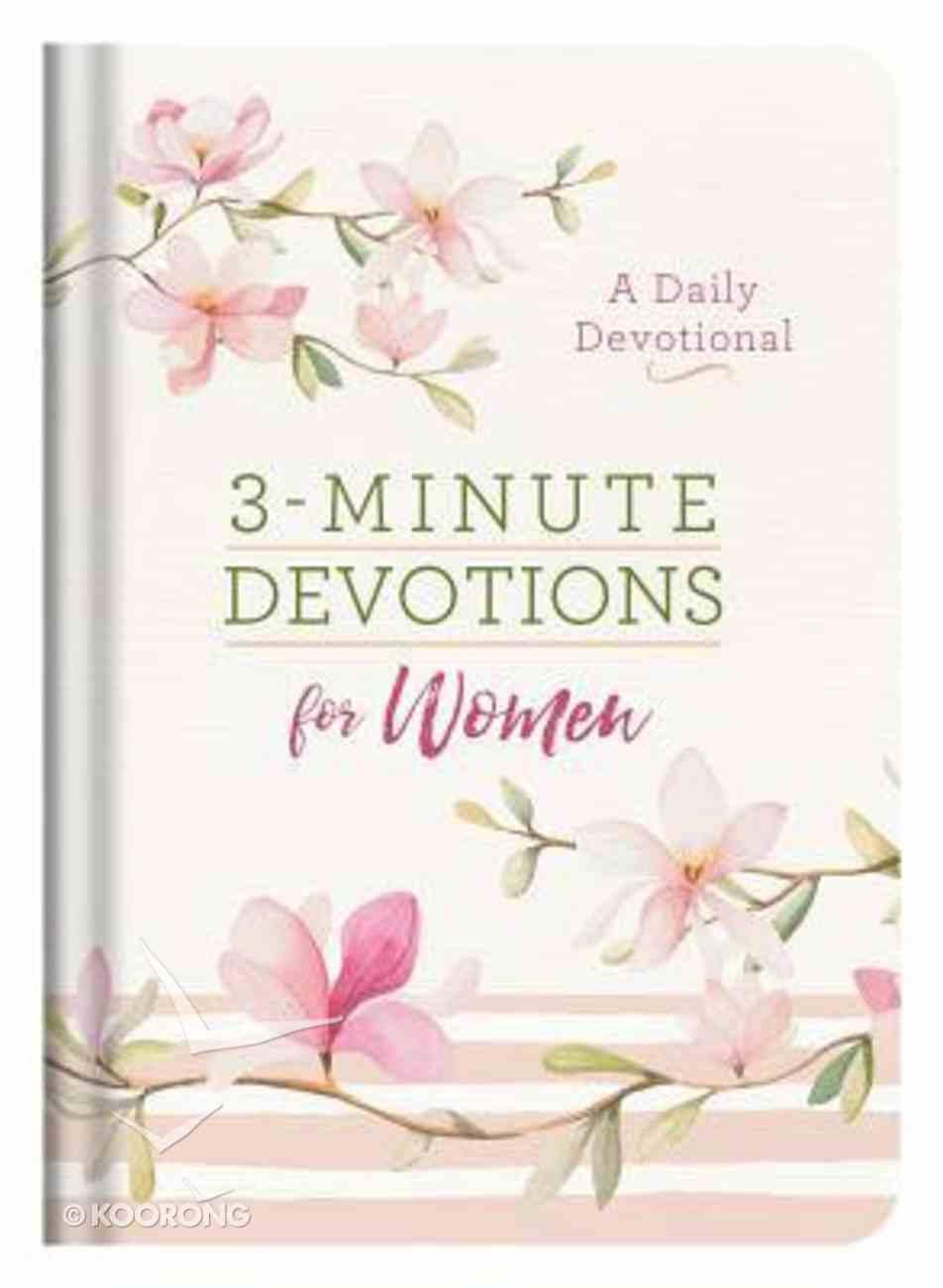 3md: For Women - a Daily Devotional Hardback