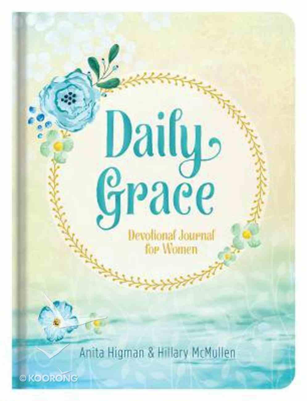 Daily Grace: Devotional Journal For Women Hardback
