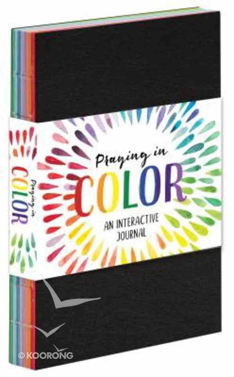 Journal: Praying in Color Hardback