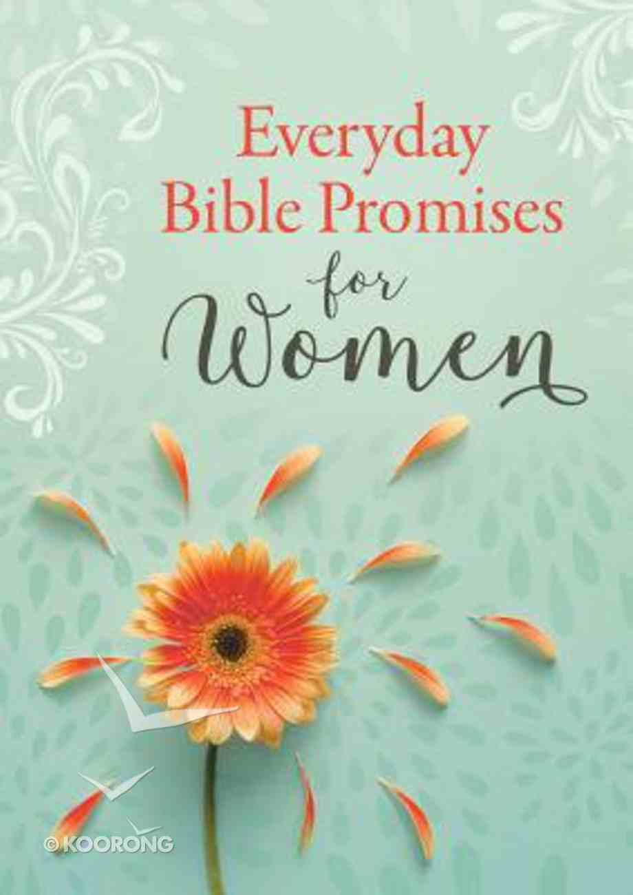 Everyday Bible Promises For Women Paperback