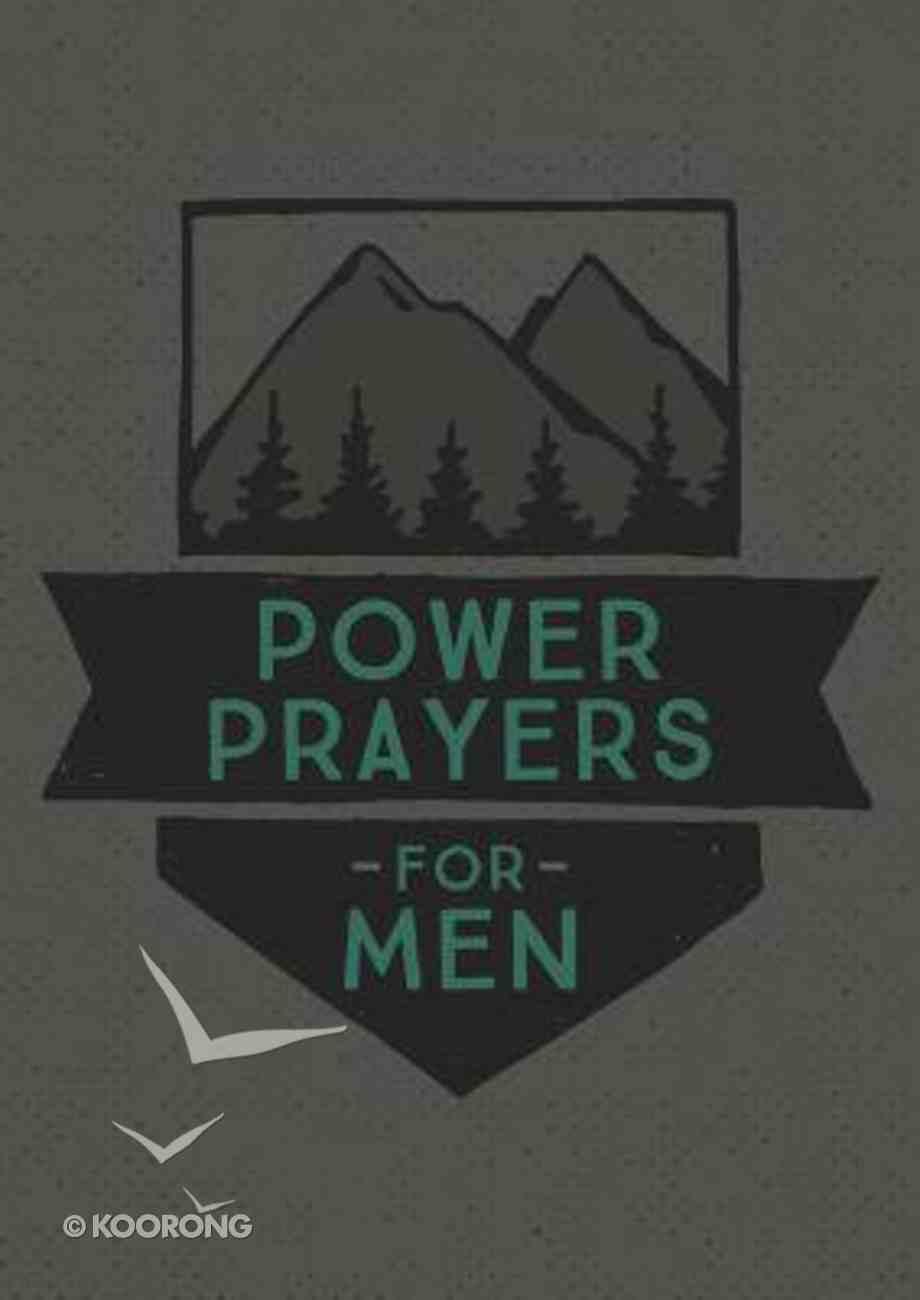 Power Prayers For Men Paperback