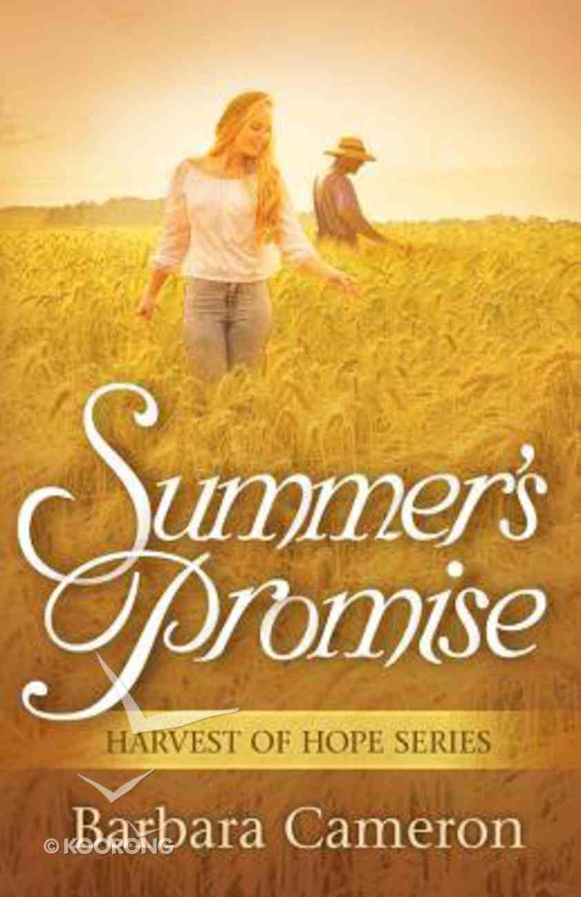 Summer's Promise (Harvest Of Hope Series) Paperback