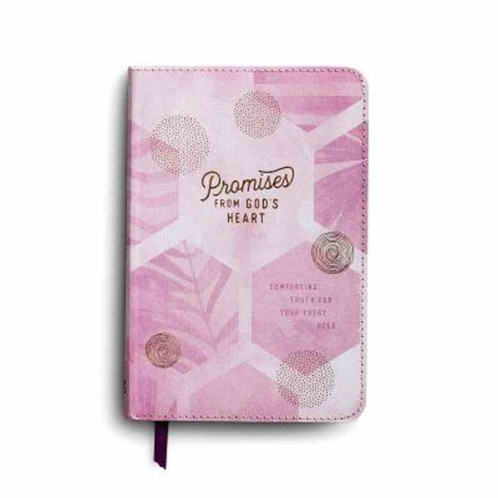 Promises From God's Heart: Dayspring's Bible Promise Book Imitation Leather