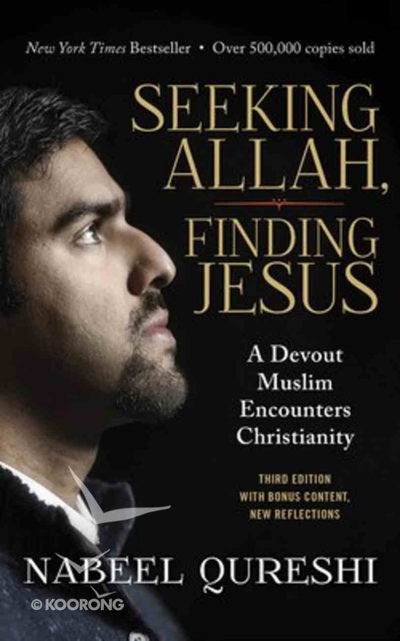 Seeking Allah, Finding Jesus: A Devout Muslim Encounters Christianity (Unabridged, 7 Cds) CD