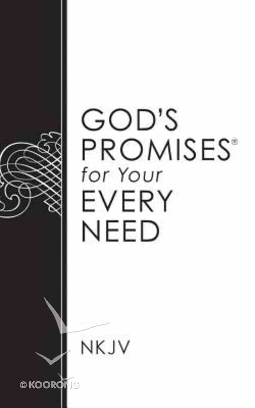 God's Promises For Your Every Need (Unabridged, 5 Cds) CD