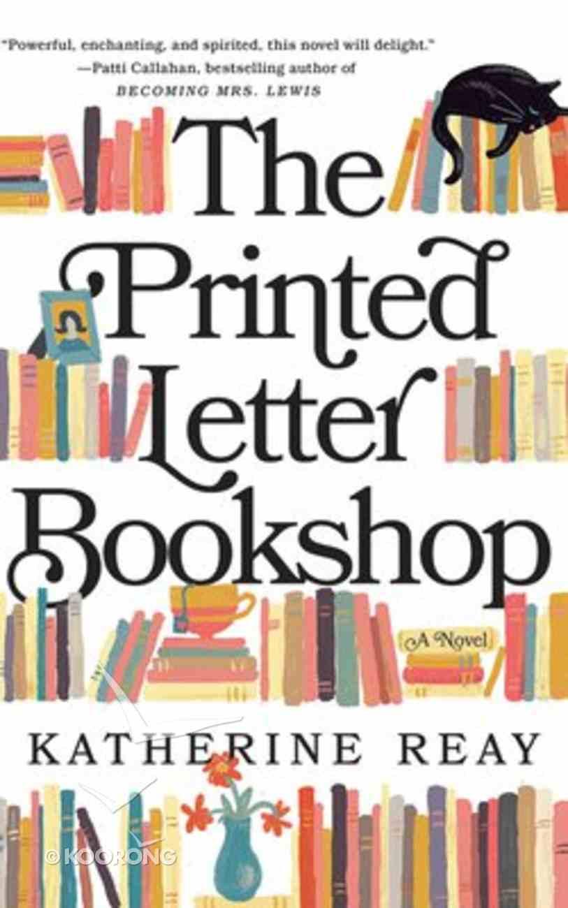 The Printed Letter Bookshop (Unabridged, 9 Cds) CD