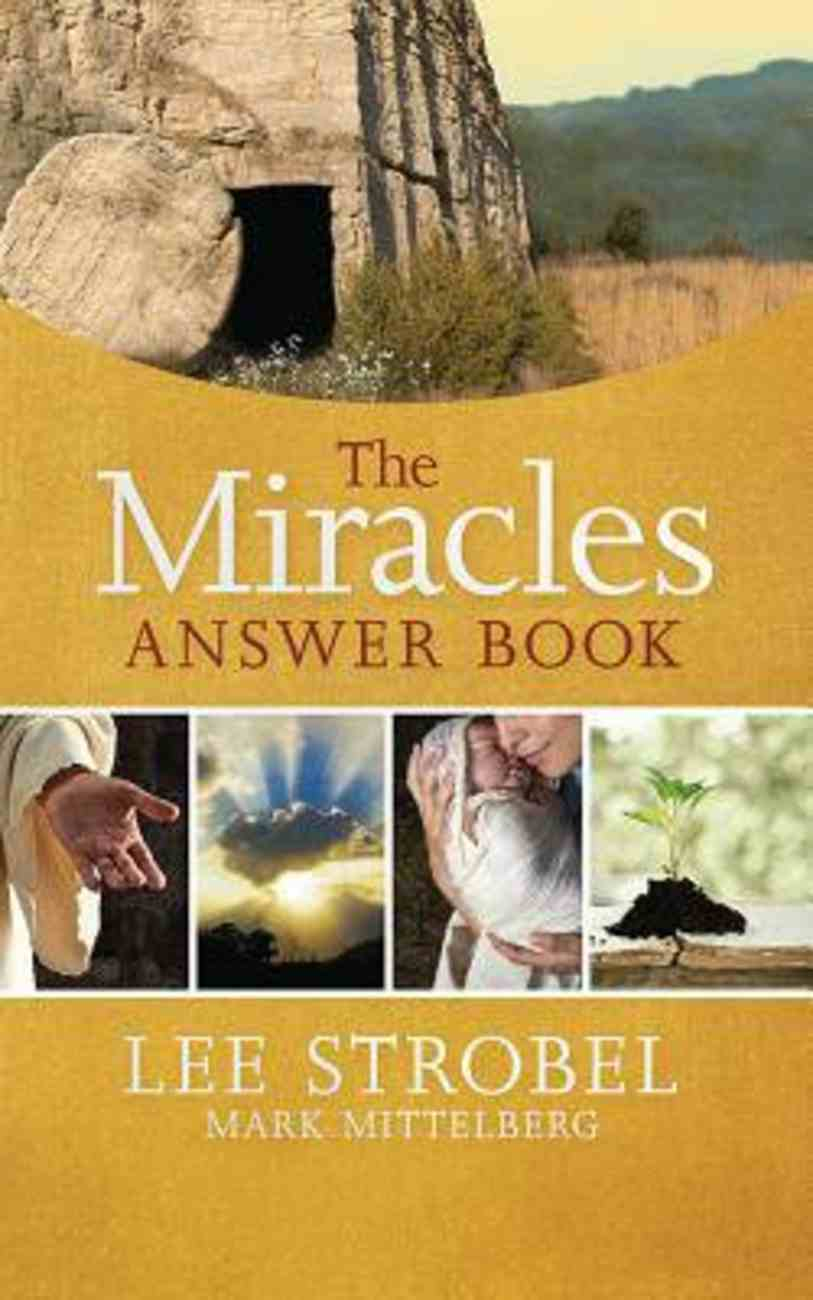 The Miracles Answer Book (Unabridged, 7 Cds) CD