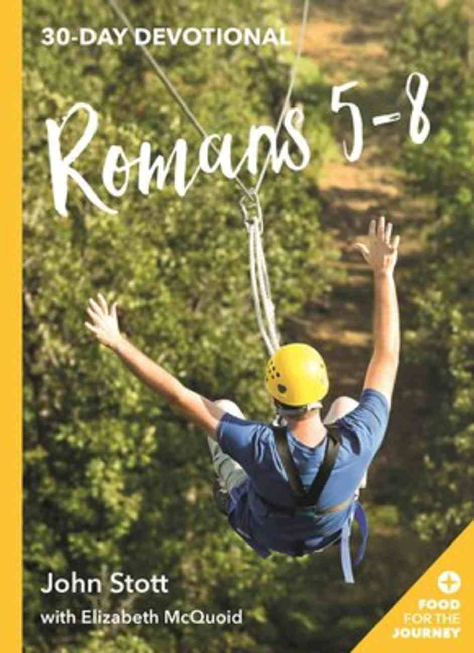 Romans 5-8 (Food For The Journey Series) Paperback