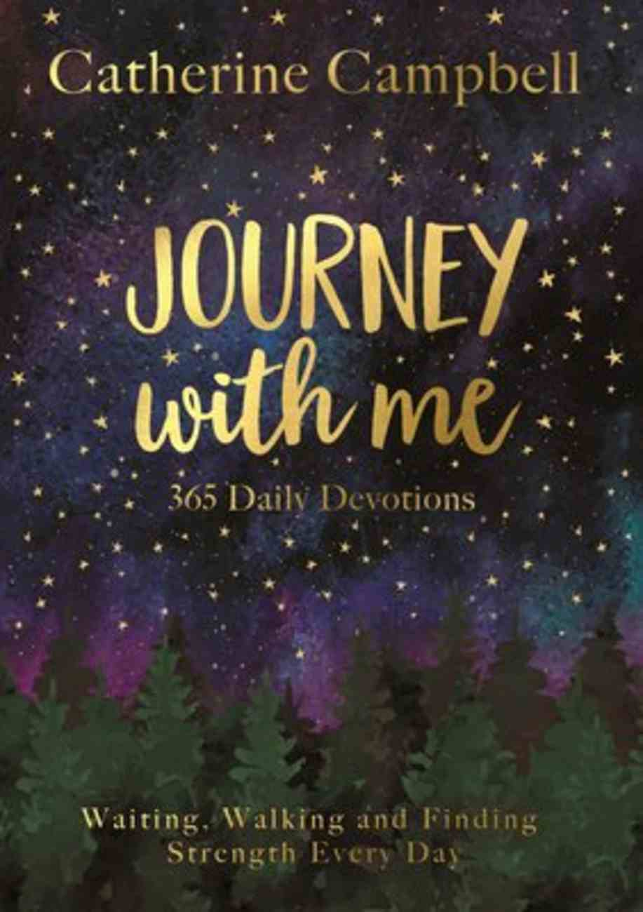 Journey With Me: 365 Daily Devotions Paperback