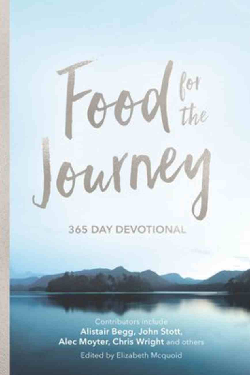 Food For the Journey: Through the Year With Keswick Hardback