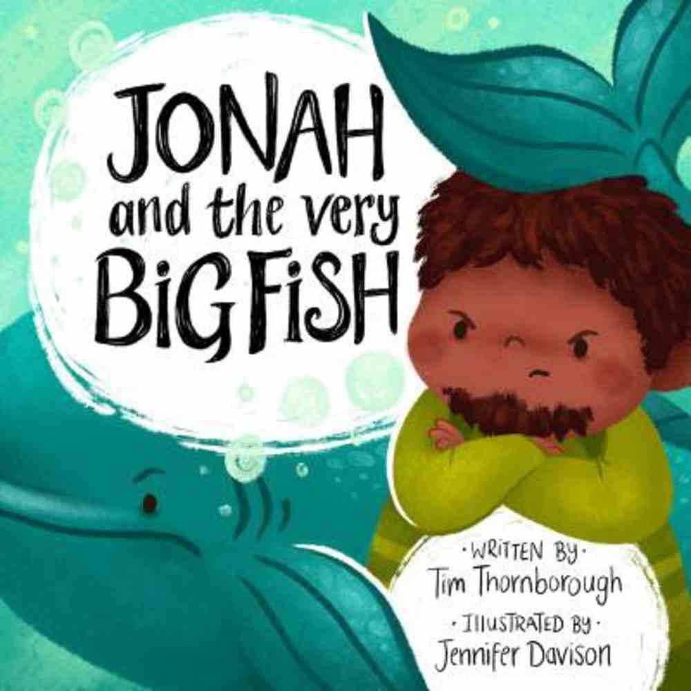 Jonah and the Very Big Fish Hardback
