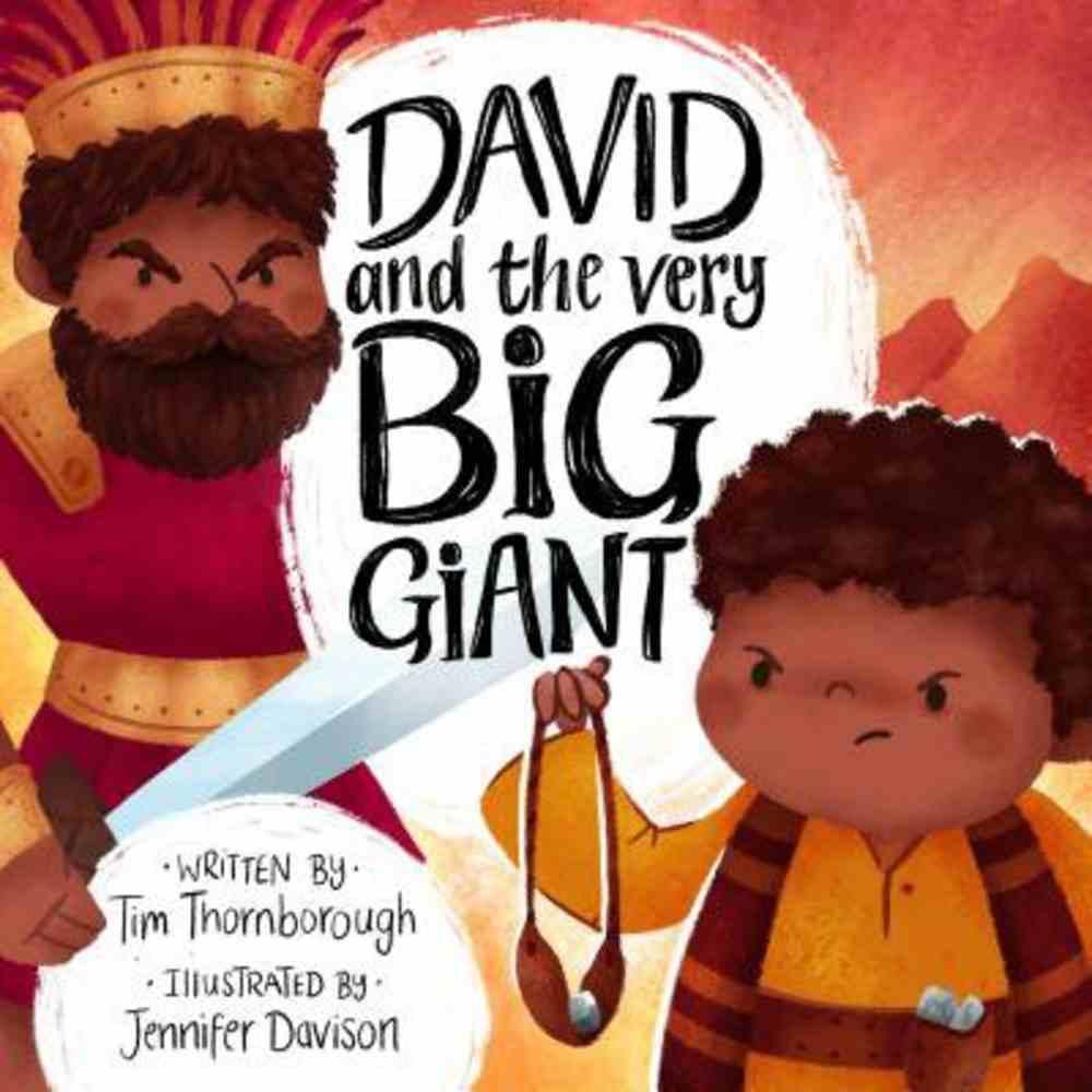 David and the Very Big Giant Hardback