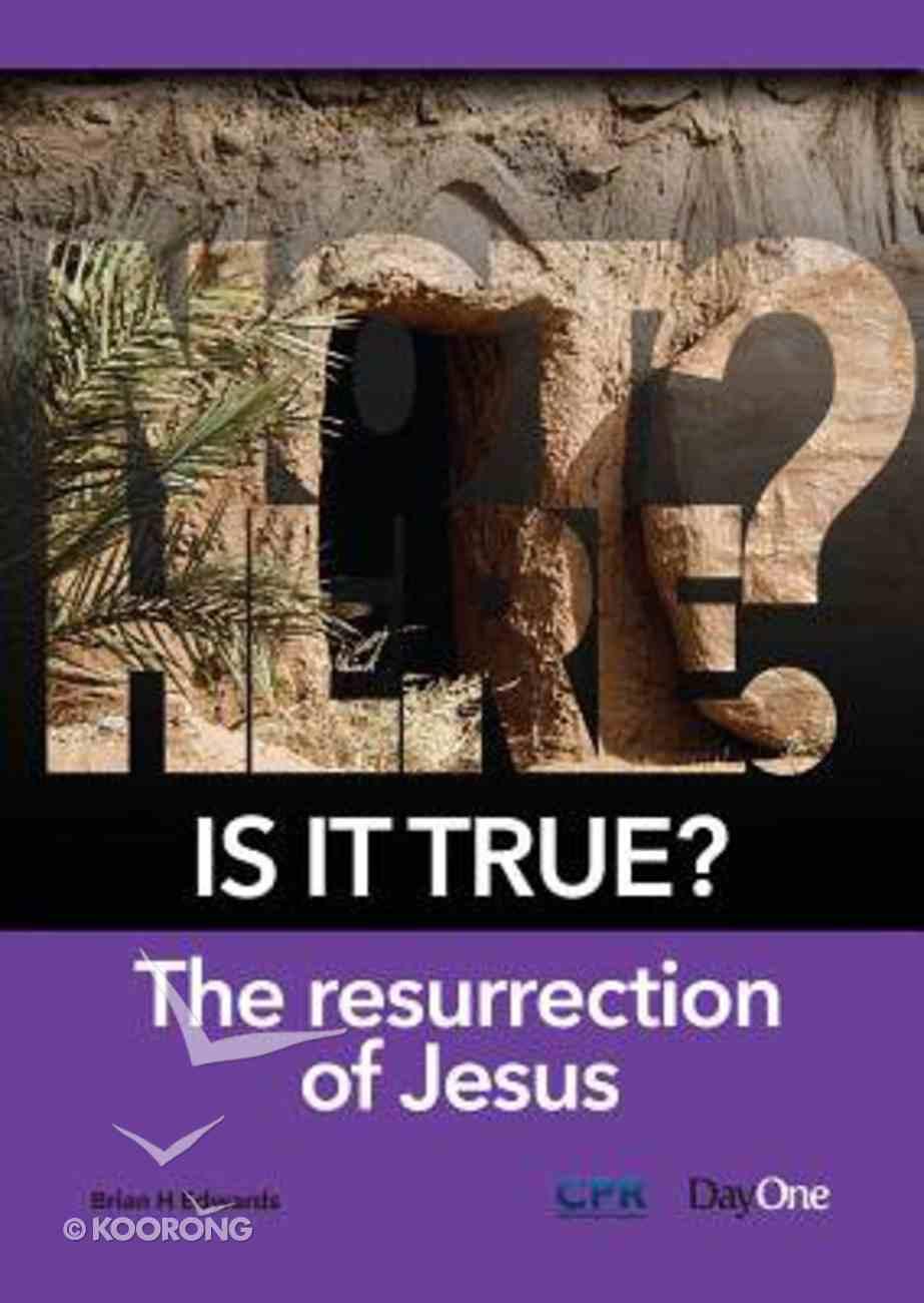 Booklet Iit: The Resurrection of Jesus Booklet
