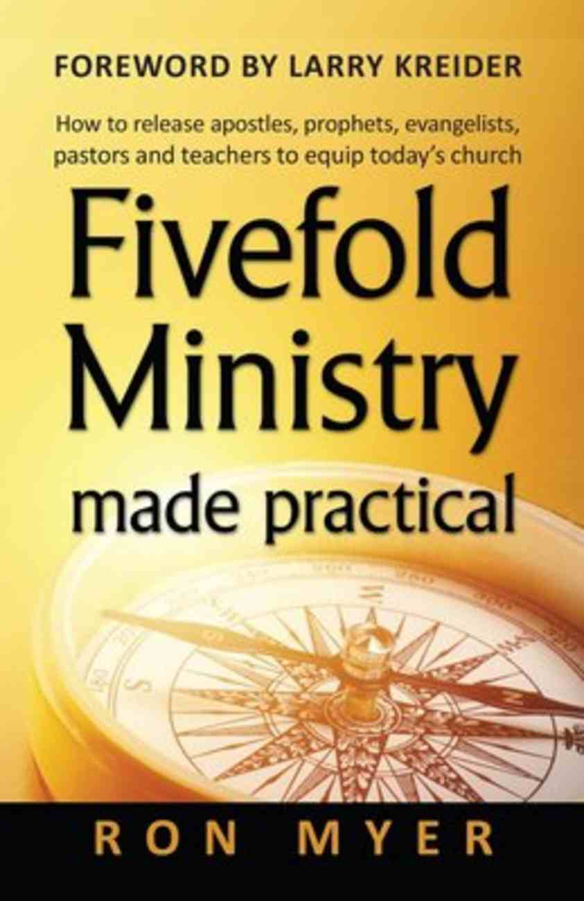 Fivefold Ministry Made Practical Paperback