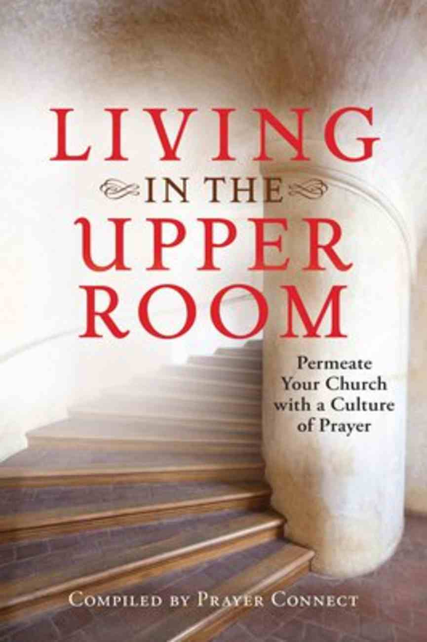 Living in the Upper Room Paperback