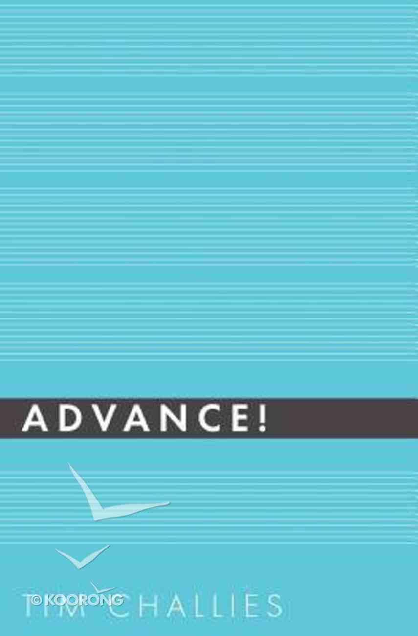 Advance! Paperback