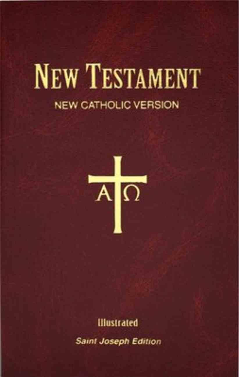 New Catholic Version New Testament Imitation Leather