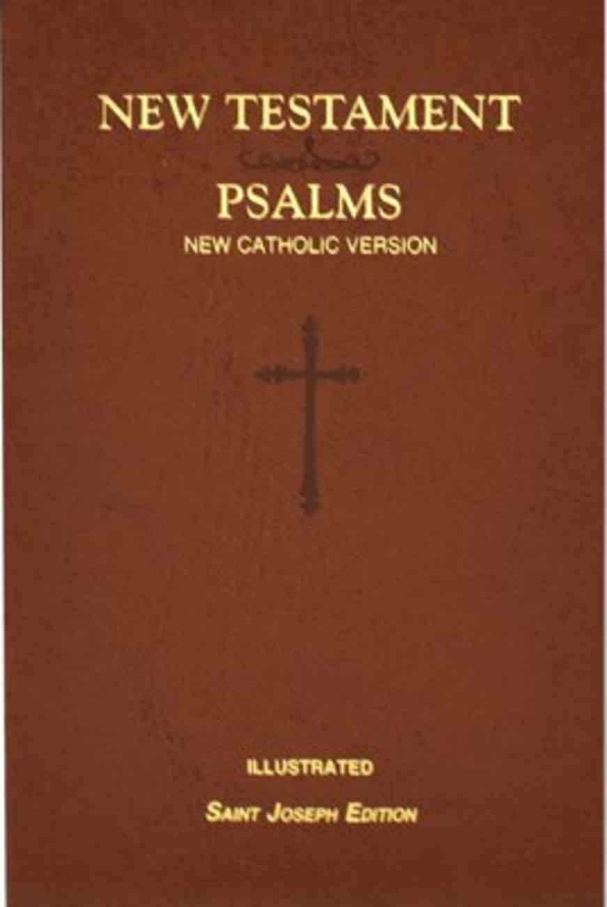 New Catholic Version New Testament and Psalms Vest Pocket Brown Paperback