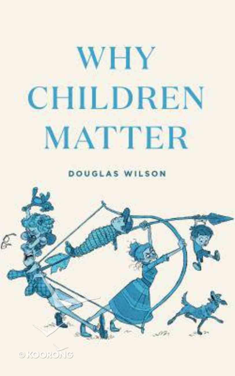 Why Children Matter Paperback